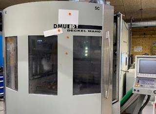 DMG DMU 80T P210409102