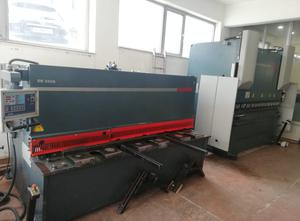 Durma AD-R 25100 + SB 2506 CNC shears