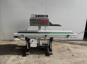 Saxon SR1000 Folien-Einschweißmaschine