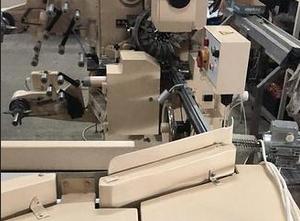 Stroj na výrobu cukrovinek - jednoduchý / dvojitý balící stroj Nagema EU7