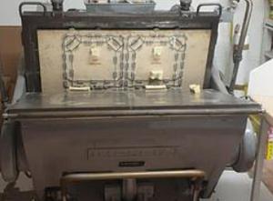 Rabolini Imperia Printing machine