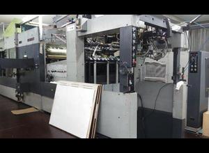 Bobst SP 102 CER Printing machine