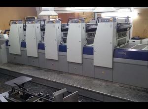 Adast Dominant 757P+L 4 Farben Offsetdruckmaschine