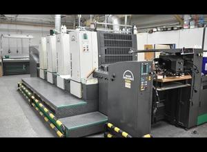 Roland 504 Offsetdruckmaschine 6 Farben