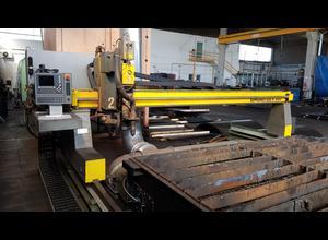 Esab Suprarex SXE-P 4000 Schneidemaschine - Plasma / gas