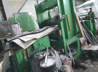 Hanshin machine Aluminim caster and Melting furnace P210411058