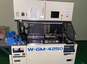 TOSEI W-GM-4250 Wafer Edge Grinding Machine