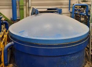 Vacuum pressure impregnation vessel