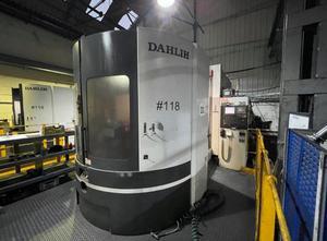 Centro de mecanizado paletizado Dahlih DL-MCH630