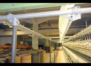Zinser 418 Spinning machine