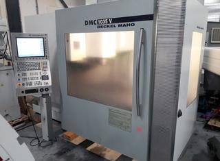 Deckel Maho DMC 1035 V P210412070