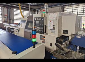 Mori Seiki ZL150 SMC + IEMCA Drehmaschine CNC