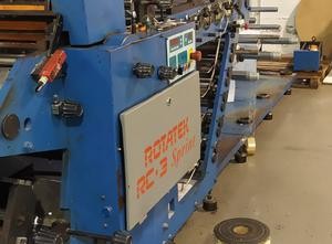 Rotatek RK200 (2) RC RC3 Ротационная печатная машина