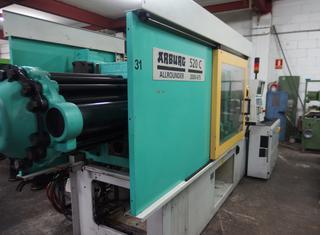 Arburg CENTEX 520C 2000 675 P210413026