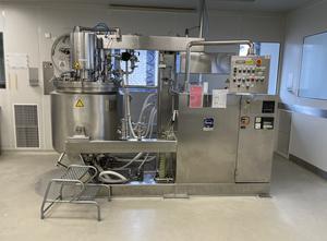 Mescolatore per polveri Fryma 400L
