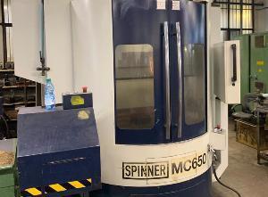 Spinner MC 650 Bearbeitungszentrum Vertikal