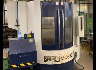 Spinner MC 650 P210413079