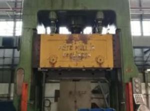 Fritz Müller BZE 630 H metal press