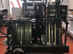 Heidelberg Platine OHT Buchdruckzylinder