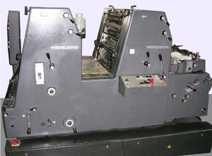 HEIDELBERG GTO 52+N 2COLOURS