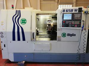 Biglia B 658 M Drehmaschine CNC