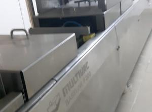 Multivac Baseline F200 Thermoform Füll- und Schließanlage