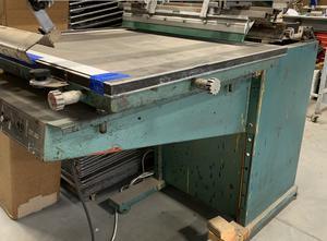American Screen Printing Equipment Cameo 30 Siebdruckmaschine