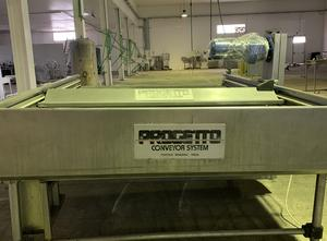 Progetto Conveyor System pcs-12 Food machinery