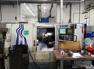 Biglia B 650 Drehmaschine CNC