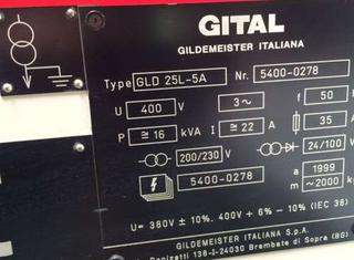 Gildemeister GLD 25L-5A P210413144