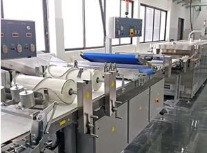 Ligne complète de production de pains UTF Group AL 130