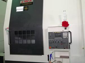 Tornio verticale YOU JI YV-800ATC