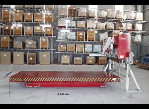 Biele Elevador oscilante y mesa elevadora lisa Rundtaktmaschine