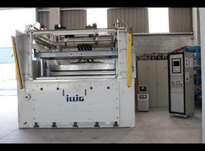Iliig D-74081 Heilbronn Thermoforming - Automatic Roll-Fed Machine