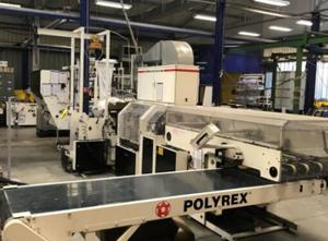 W and H POLYREX SF 3708 Recyclingmaschine