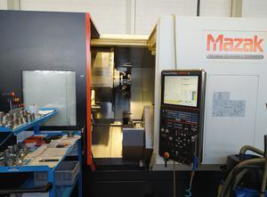 Mazak Hyper Quadrex 200 MSY x 850 Drehmaschine CNC