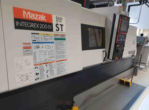 Mazak Integrex 200 IV ST x 1500 Drehmaschine CNC