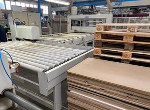 Stroj na zpracování dřeva Sirio 1300x3000