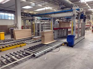 Stroj na zpracování dřeva Sirio 3200x1600