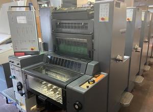 Heidelberg PM 74-4P 4 Farben Offsetdruckmaschine