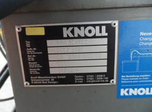 Knoll PF 160/600 (AE 1058) Sonstige Artikel