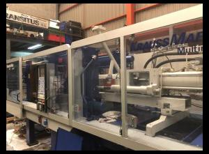 Krauss-Maffei 175/520C Injection moulding machine