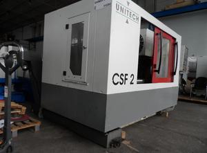 Frezarka CNC łożowa Unitec CSF 2