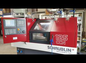 "Schaublin 125 CCN R-TM A2-4"" Drehmaschine CNC"