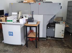 Ryobi 3404 DI - Offset/Digital 4 Farben Offsetdruckmaschine
