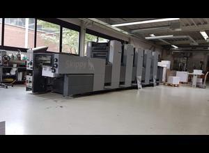 Heidelberg SM 52-5 PH 5 Farben Offsetdruckmaschine