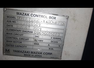 Mazak SyperTupbo-48X Champion P210415014