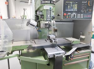 FEHLMANN  PICOMAX 51 CNC2 Bohrmaschine - Automatik- / CNC-Revorverbohrmaschine