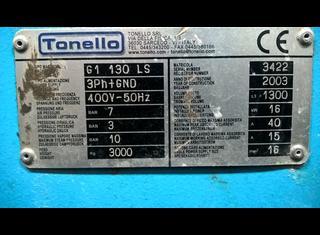 TONELLO TONELLO 130 LS P210415058