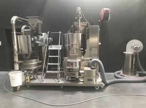 Ideotecnica IB 25 Schokoladenproduktionsmaschine